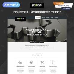 Steelworks Responsive WordPress Theme