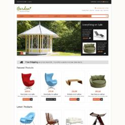 VirtueMart Vorlage für Möbel
