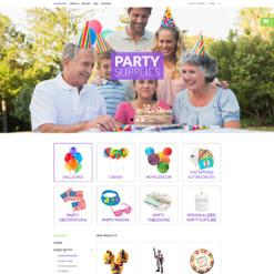 VirtueMart Vorlage für Veranstaltungsplaner