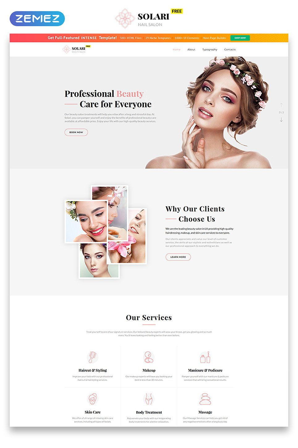 Free website templates for free download about (2,503) 94