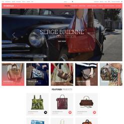 ZenCart Vorlage für Handtasche