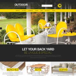 Responsives PrestaShop Theme für Möbel