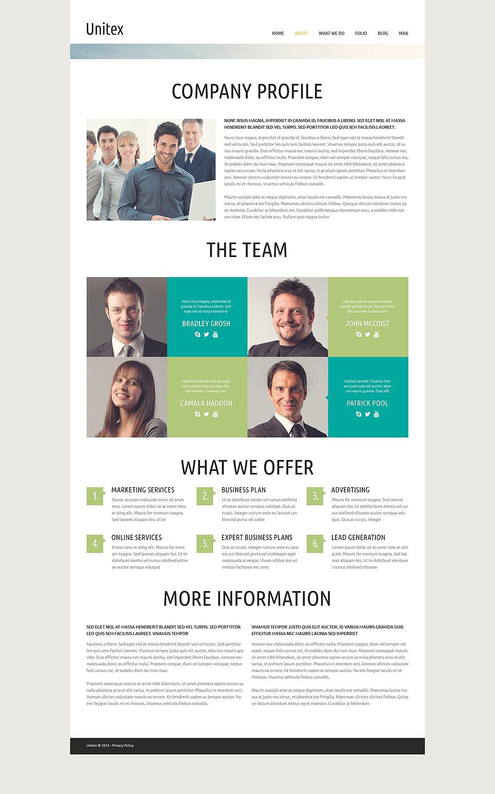 advertising thesis theme