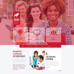 University Responsive WordPress Theme