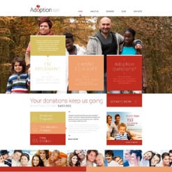 Adoption Agency Responsive WordPress Theme