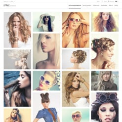Hair Salon Responsive PrestaShop Theme