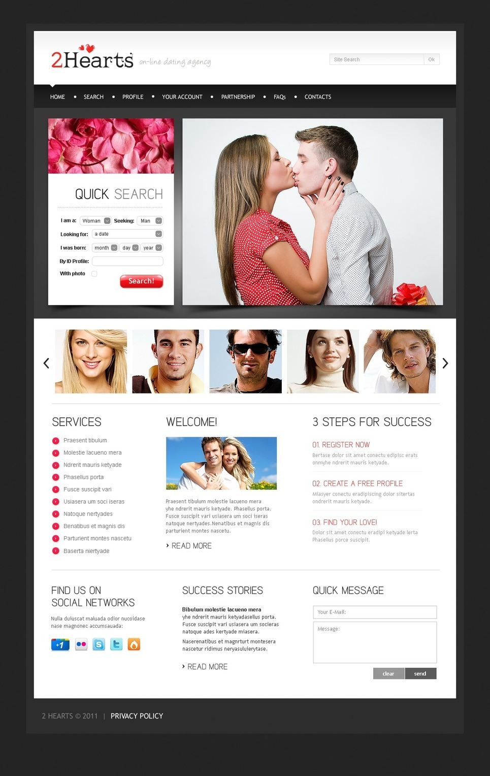 Dating website vergelijk