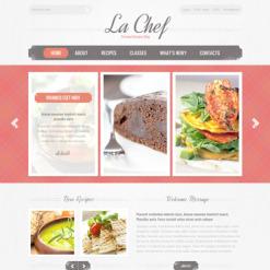 PSD Vorlage für Kochen