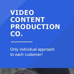 Responsive Newsletter Vorlage für Videolabor