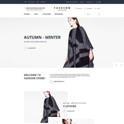 Адаптивный Magento тема №58060 на тему Шаблон магазина одежды