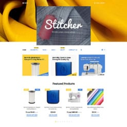 Crafts Responsive Tema Shopify