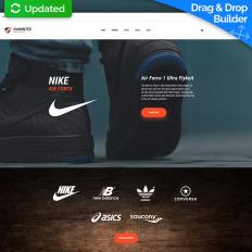 e11cede2e Hamintec - Sneakers Store Responsive