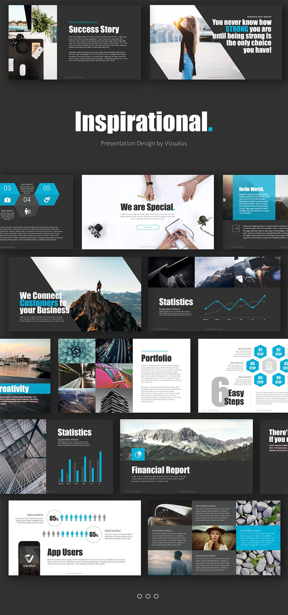 Free Art Powerpoint template or Google Slides theme