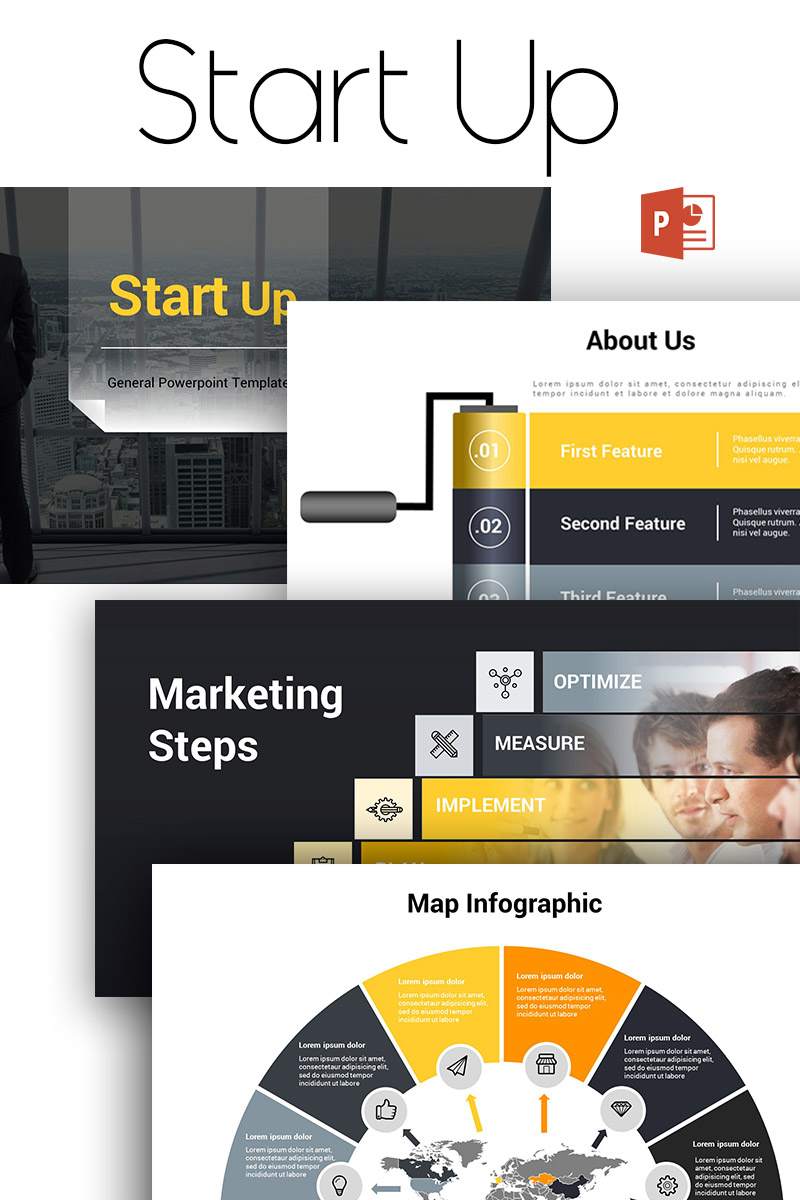 Live Powerpoint Templates