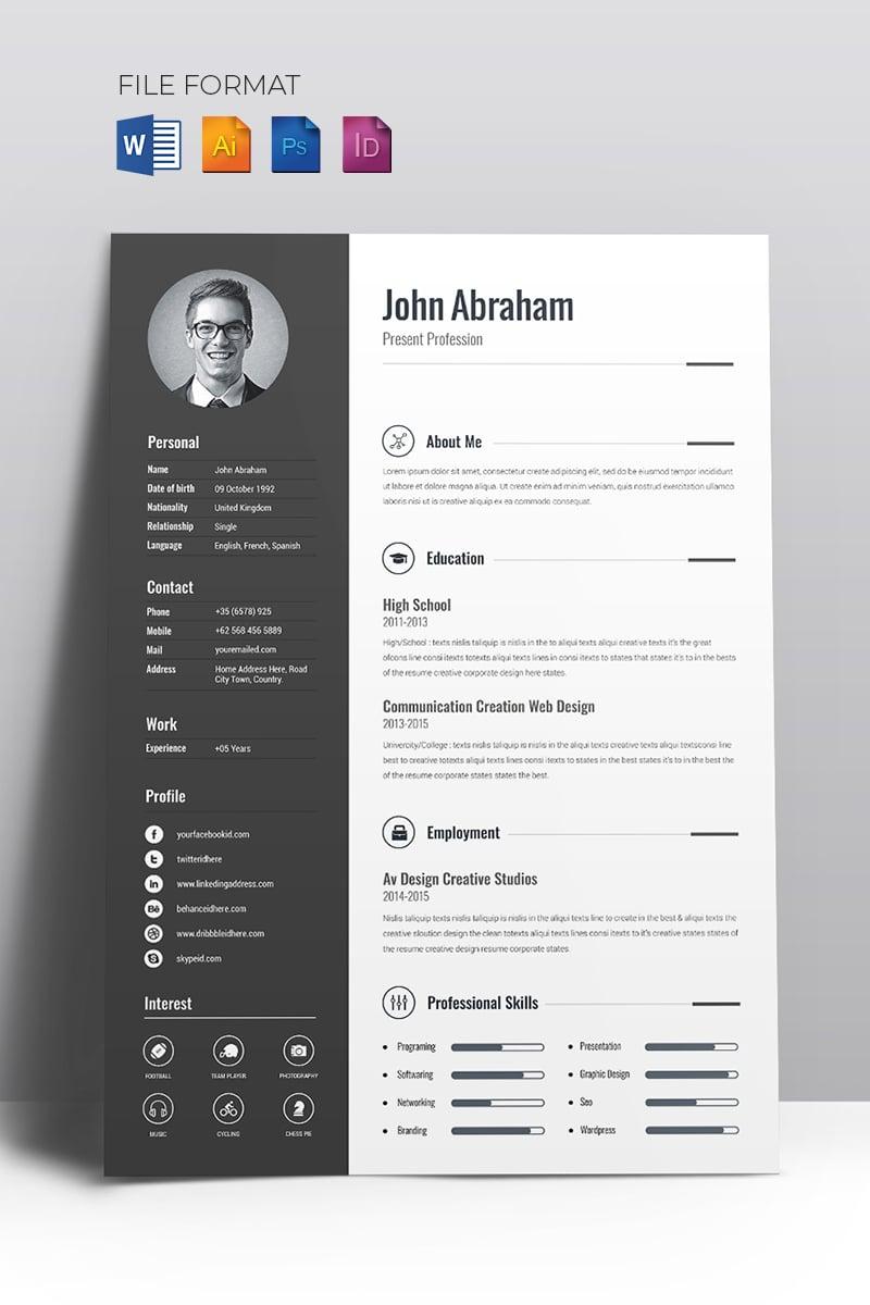 15 Free creative resume templates Best wordpress themes 7159648 ...
