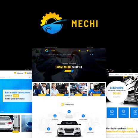 Temas WordPress para Sitios de Coches y Motos | Goolat