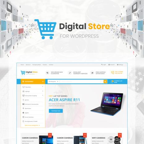 Temas WooCommerce para Sitios de Computadoras e Internet | Goolat