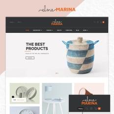 7df73e712 Marina Home Decor Furniture Bootstrap Responsive. Template PrestaShop  79927
