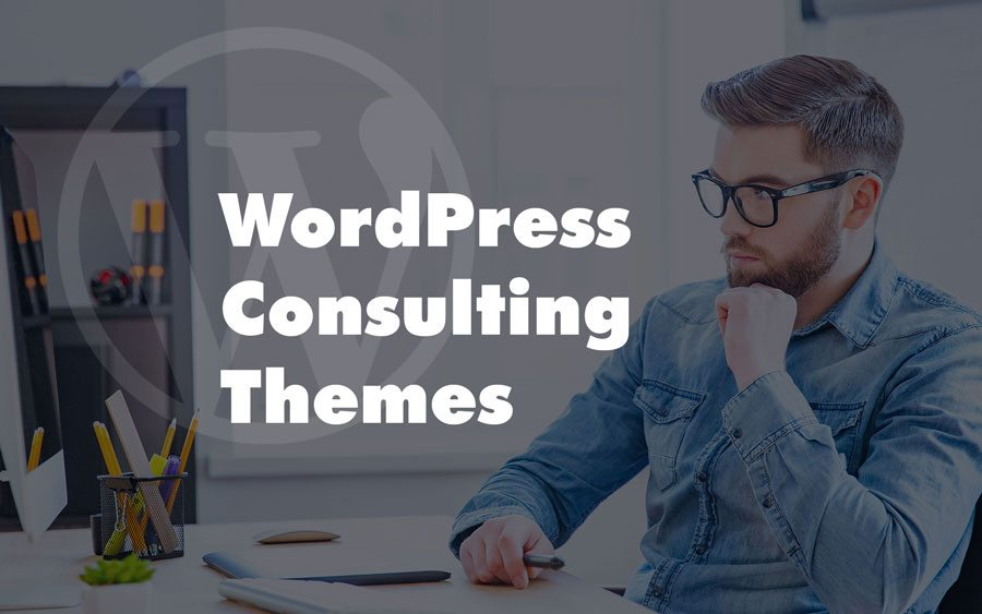 WordPress Consulting Themes to Build a Convenient Website