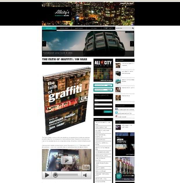 wordpress video blog - Allcityblog.fr