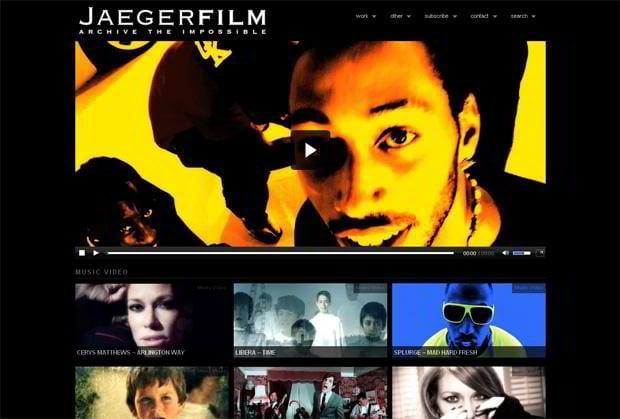 video blog wordpress - Jaegerfilm.com