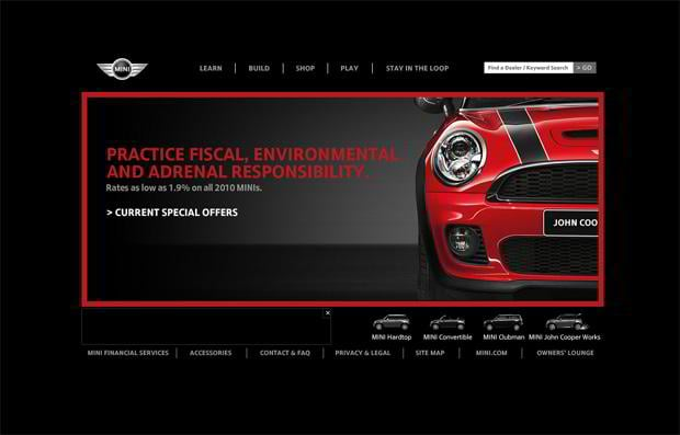 Car Webpage