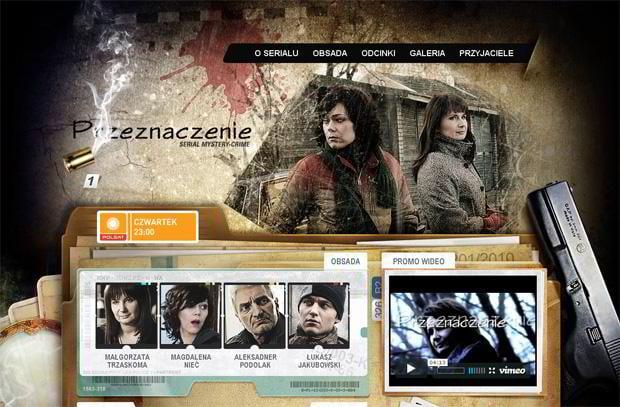 wordpress video blog design - Przeznaczenie.eu