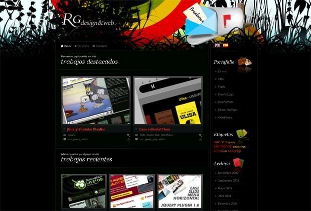 WordPress Website Portfolio. WordPress Website Inspiration