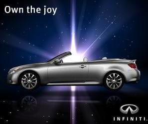 flash banner – Infiniti Starplay