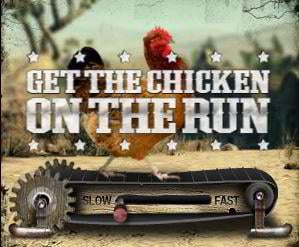 flash banner – The Chicken Race