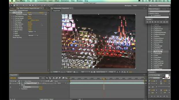video based tutorial aftereffects – FlysEye Tutorial for After Effects