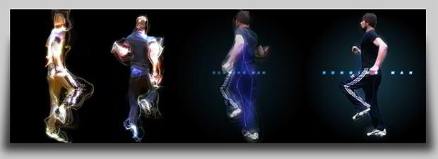 video aftereffects tutorial – Running Man
