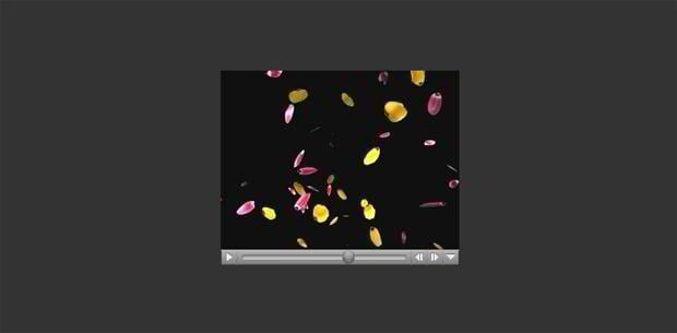 aftereffects tutorial – The Petal from Sky