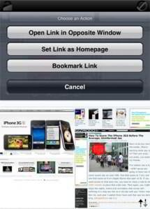 iphone browsers - iBrowse2