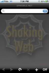 iphone browsers - shaking the web
