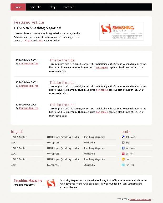 html5 coding tutorial