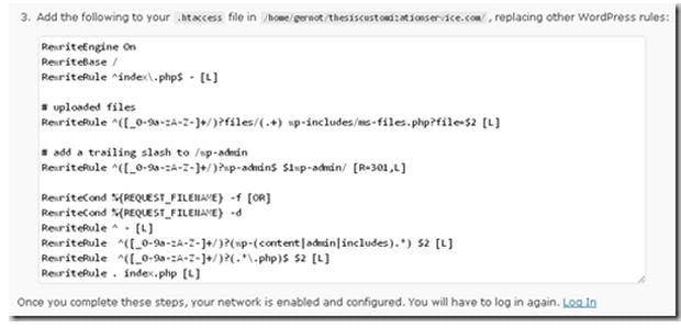 WP MultiUser tutorial