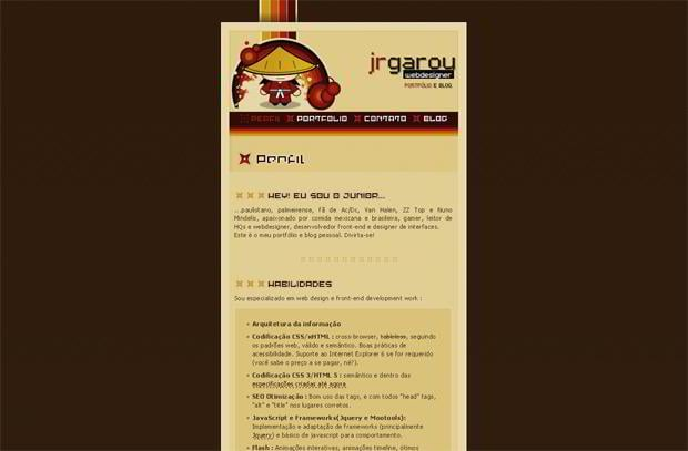 html5 web pages
