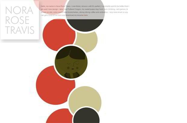 creative navigation menu