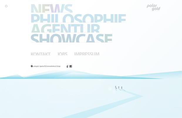 creative web site navigation