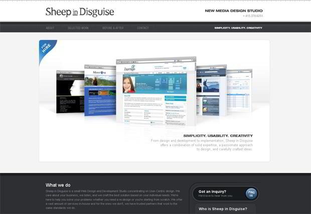 html5 site