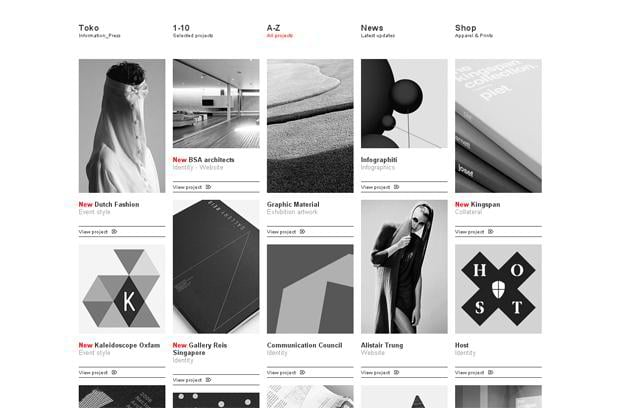 70 grid based portfolio web designs monsterpost