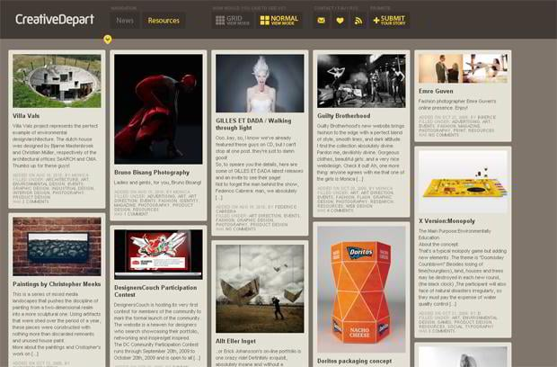 blog web designs