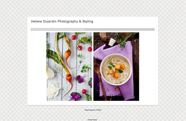 food photo styling