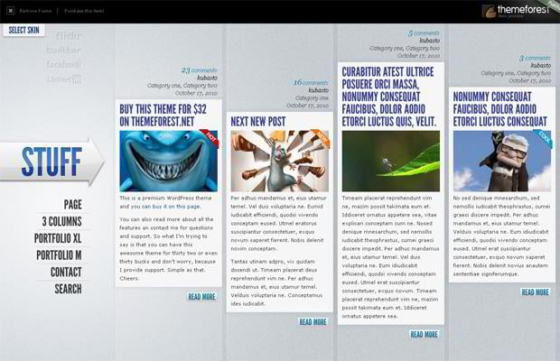 30 blog design photoshop tutorials monsterpost for Website layout creator