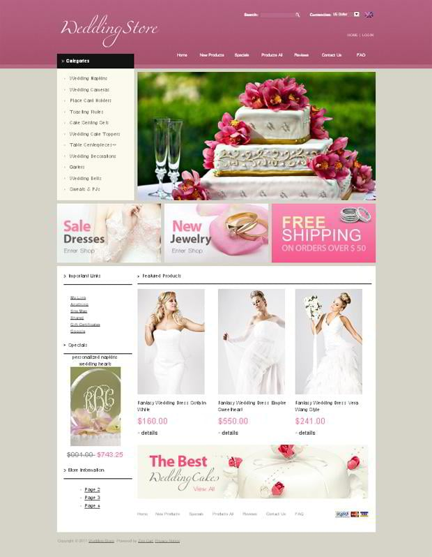 30% Discount Promo on Wedding and Dating Templates