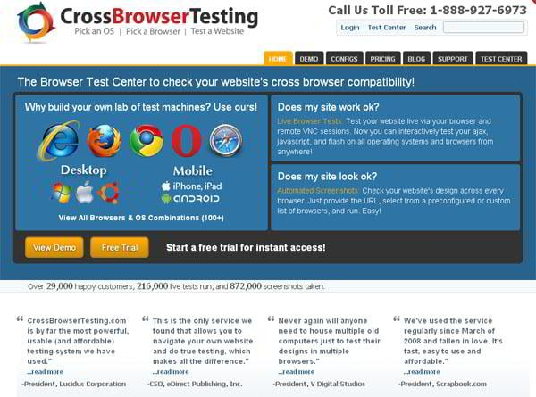 online-cross-browser-testing