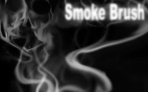 smoke brushes for photoshop