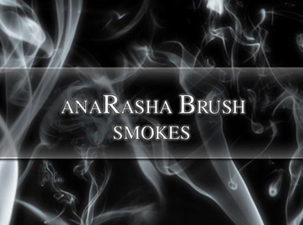 smoke photoshop brushes sets
