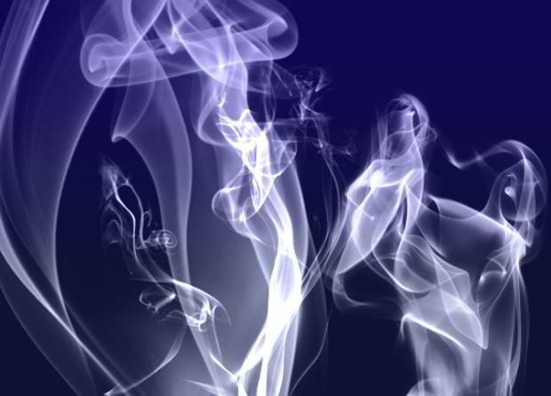 smoke brushes photoshop set